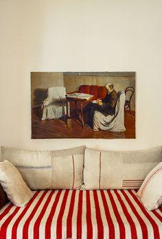 Ines de la Fressange's House in Provence