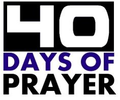 A 40-day guide to intercessory prayer for your family, friends, church, country, and the world.