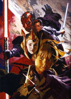 #Star #Wars By: Hugh Fleming.