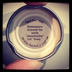 Snapple Facts