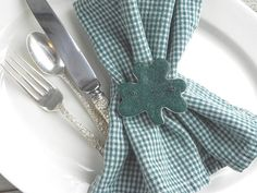 Lucky of the Irish by Cindy Ely on Etsy featuring my Shamrock Soap. Happy Owl Treasures