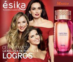 Esika catalogo 10 2016 Mexico. Cosmeticos, Fragancias y Maquillaje de moda.