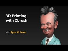 3D Printing with Zbrush - Training Course - YouTube