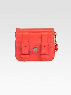 Proenza Schouler PS1 Small Zip-Around Wallet