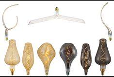 Úsporné LED, žiarovky a žiarivky s nízkou spotrebou energie Led, Sconces, Wall Lights, Drop Earrings, Retro, Bright, Vintage, Jewelry, Home Decor