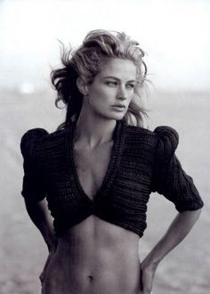 Carolyn Murphy, American Model and Actress.