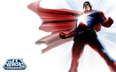 Wallpapers City Of Heroes : The World's Most Popular Superpowered MMO. Wallpaper DC Comics Superheroes DC TV Crossover Arrow The Flash Supergirl TV Series - The Golden Ways Supergirl Tv, Supergirl And Flash, Fitted Prom Dresses, Nice Dresses, Homecoming Dresses, Superhero Background, City Of Heroes, Black Widow Avengers, Low Maintenance Garden Design