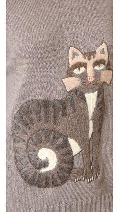 Tak. Ori Cat Sweater