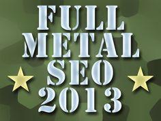 fullmetalseo2013 - ein SEO-Wettbewerb :-)
