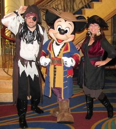 Twenty Great Things About a Disney Cruise