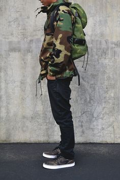 Camo is always in style
