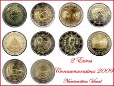 Piece Euro, Euro Coins, Tips, Coin Collecting, Tips And Tricks, Money, Finance, Ideas, Counseling