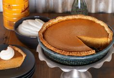 Fresh sweet potatoes, cinnamon, and brown sugar make this pie a rich treat.      Read more: http://www.oprah.com/food/Sweet-Potato-Pie-Recipe#ixzz2VYTPMRpM