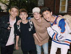 """229k Likes, 2,006 Comments - Johnny Orlando (@johnnyorlando) on Instagram: """"the boys   """""""
