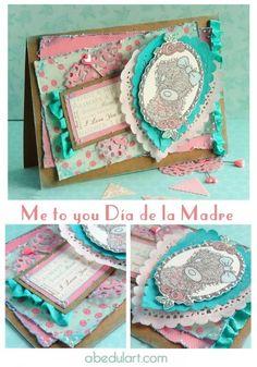 ¿Quieres regalar algo bonito y tierno a una nueva #mamá este #diadelamadre? Apunta esta idea para un regalo #diy