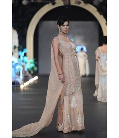Founded in 2000 the designers work with a variety of luxury fabrics, innovatively fusing different textures and aesthetically pleasing color scheming. Each piece is uniquely handcrafted using a range of diverse methods such as wasli, karchob, zardozi, silk threads, semi-precious stones and swarovski crystals.