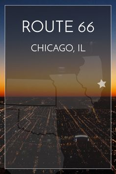 The places we visited in Chicago at the end of our Route 66 trip — #route66 #roadtrip | maddily