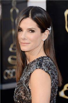 Sandra Bullock - Oscar 2013 http://juliapetit.com.br/beleza/beleza-no-oscar/