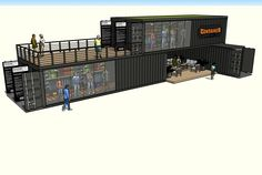 Container Ecology Store Spana http://contato.ms/5eq