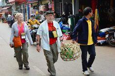 Paula and Skip Nichols and Phuoc, vietnam veteran news, mack payne