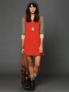 Emma's Pinafore $88 Totally need this for fall!