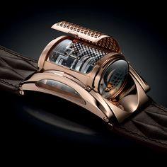 Parmigiani Fleurier Bugatti Type 370 @DestinationMars