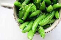 Lottie + Doof » Minted Snap Peas