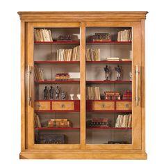 Librería vintage puertas correderas Emile Cómpralo en www.betty-co.com
