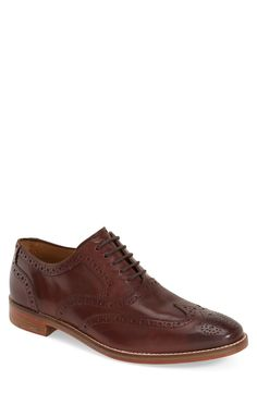 Cole Haan 'Cambridge' Wingtip (Men) available at