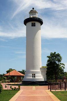 Ricon Lighthouse . Puerto Rico
