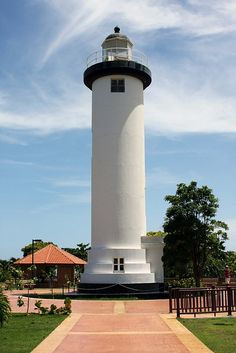 Ricon Lighthouse . Puerto Rico
