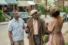 """""""FENCES"""" is directed by Denzel Washington who also stars in it alongside Viola Davis, Stephen Henderson and Mykelti Williamson. This is the film adaptation of August Wilson's award-winning pl…"""