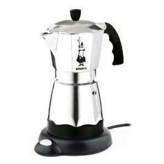 Bialetti 6-Cup Electic Espresso Maker