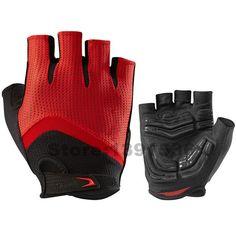 MOTO DA CORSA CICLISMO OFF-ROAD BIKE BICICLETTA Skeleton Full Finger Glove S-XXL
