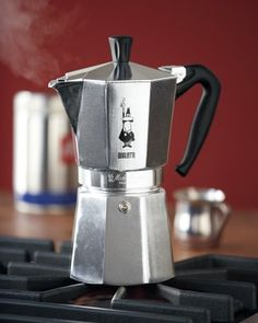 Bialetti Moka Express 9-Cup Espresso Maker #WilliamsSonoma
