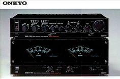 ONKYO Integra  P-306R   M-506R