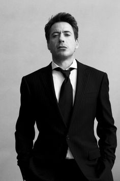 Robert Downey, Jr. - because nothing is as hot as funny.