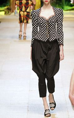 Pois Fitted Jacket by DOLCE & GABBANA for Preorder on Moda Operandi