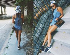 How to Wear Nike Roshe-Runs in an Outfit #rosherun #roshes #sporty #sport #casual #denim #romper #fashion #hat #summerlook #summer #comfortable #cool #edit #dress #bodycon #style #athletic #racerback #zara #urbanoutfitters #hipster #leopard #sneakers #hiphop #effortless #cute #minimal #grunge