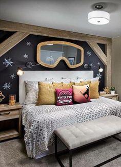 Logan Or Luke S Future Bedroom That Goggle Mirror