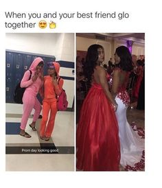 Best friend, memes, and girlfriend: when you and your best friend glo together Go Best Friend, Best Friend Goals, Best Friend Quotes, Best Friends, Bff Quotes, True Friends, True Quotes, Bff Goals, Cute Relationship Goals