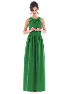Alfred Sung Style D493 http://www.dessy.com/dresses/bridesmaid/d493/?color=pistachio&colorid=396#.UzNMOpXuP4g