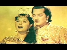 "Here comes 50s classic song ""Kaha Le Chale Ho"" from Durgesh Nandini."