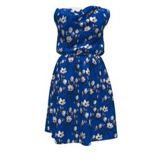 #Floraldress #Magnolia dress from @spoonflower and @Sproutpatterns for #sewing and #dressmaking