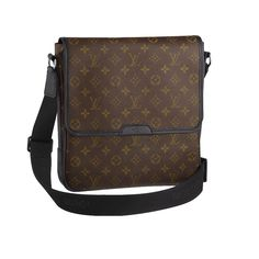 a88232102d35 Perfect Louis Vuitton Monogram Macassar Canvas Bass MM are for people who  love the high fashion look. Buy Louis Vuitton Now!