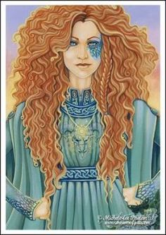 Goddess Danu