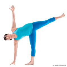 Half Moon Pose: Step-by-Step Instructions