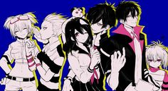 Blood Lad All Anime, Me Me Me Anime, Hottest Anime Characters, Samurai Champloo, Spice And Wolf, Vampires And Werewolves, Angel Beats, Image Boards, Werewolf