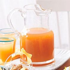 Peach Iced Tea | MyRecipes.com