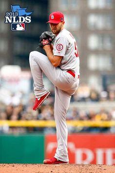 MICHAEL WACHA -ST LOUIS CARDINALS Phenomenal rookie pitcher! World Series bound, 2013!: